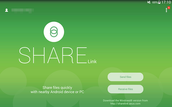 Share Link – File Transfer Free Download