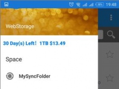 Review Screenshot - Cloud Storage Made Easy with ASUS WebStorage App!