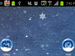 At a Glance go launcher theme 1.2 Screenshot