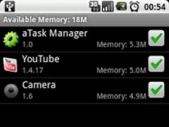 aTask Manager 1.2 Screenshot