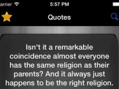 Atheist Quotes. 3.5 Screenshot