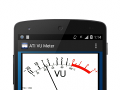 ATI VU Meter 1.0 Screenshot