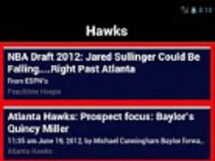 Atlanta Hawks by 24-7 Sports 2.1 Screenshot