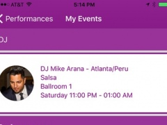 Atlanta Salsa Festival 1.1608.1 Screenshot