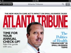 Atlanta Tribune The Magazine 1.0 Screenshot