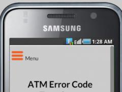 ATMErrorCodeTranslator-Wincor 1.0.1 Screenshot
