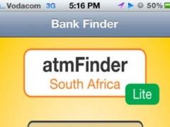 atmFinder SA Lite 1.2 Screenshot