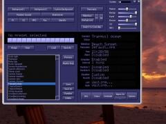 Atmosphere Plus (Nature Sound Generator) 6.2 Screenshot