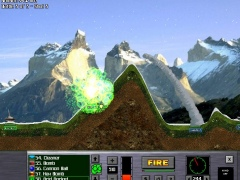 Atomic Cannon Pocket 3.0 Screenshot