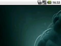 Atomic Galaxy 3 live wallpaper 0.7.8 Screenshot
