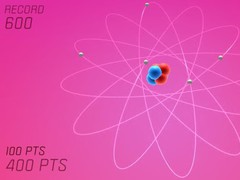 Atomic Nucleus 3d Free 1.5 Screenshot