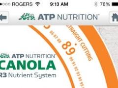 ATP R3 App 2.0 Screenshot