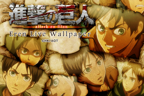 Attack On Titan Eren Lwp 1 0 0 Free Download