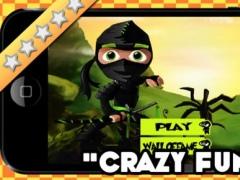 Attack The Ninjas -Defense Free Game 1.0 Screenshot
