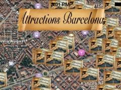 Attractions Barcelona 1.0 Screenshot