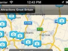 Attractions Great Britain 1.1 Screenshot