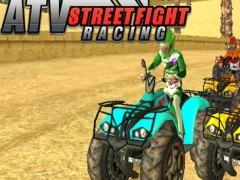 ATV Street Fight Racing 1.0 Screenshot