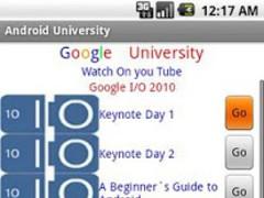 AU:Android University 1.4 Screenshot