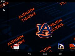 Auburn Tigers Live Wallpaper 4.2 Screenshot