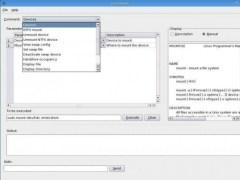 auco-commander shell enhancement 0.1 Screenshot