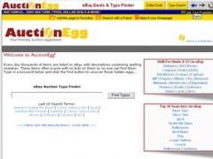 AuctionEgg 1.0 Screenshot