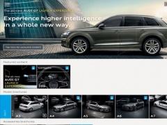 Audi Library 1.1 Screenshot