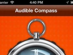 Audible Compass 1.5 Screenshot