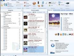 Audio-CD-Archiv v7 7.10.727 Screenshot