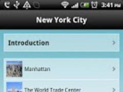 Audio City Guides 2.1 Screenshot