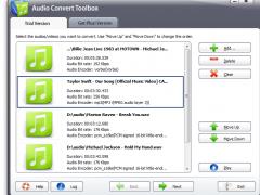 Audio Convert Toolbox 14.1.3 Screenshot