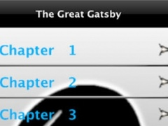 Audio-Great Gatsby Study Guide for iPad 2.0 Screenshot