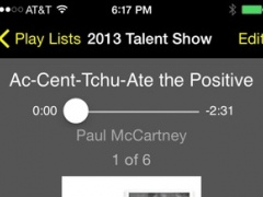 Audio on Cue 1.6.6 Screenshot