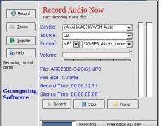 Audio Record Expert 2.0.2015.419 Screenshot