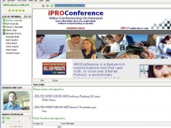 Video Conference Software 3.2.9 Screenshot