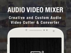Audio Video Editor 1.0 Screenshot