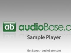 audioBase.com Sample Player 1.2 Screenshot