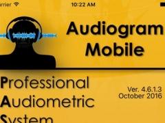 Audiogram Mobile 4.6.1 Screenshot
