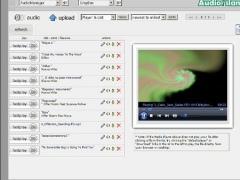 AudioIsland 2.00 Screenshot