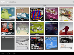 AudioLibrary Lite 1.6.6 Screenshot