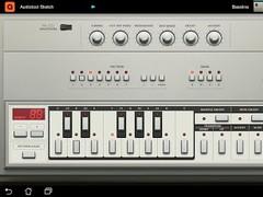 Audiotool Sketch 1.4 Screenshot