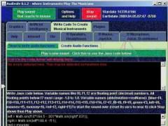 Audivolv 0.1.7 Screenshot