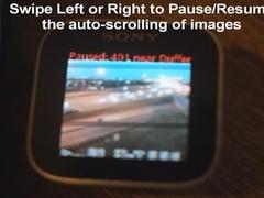 Augmented Traffic Smart Watch 1.2 Screenshot