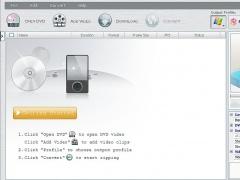 Aura DVD Ripper for Zune 1.4.0 Screenshot