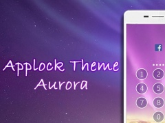 Aurora AppLock Theme 1.0.9 Screenshot