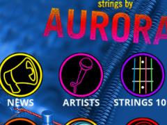 Aurora Strings 1.6 Screenshot