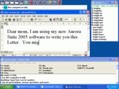Aurora Suite 2005.0004 Screenshot