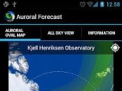 Auroral Forecast 2.0 Screenshot