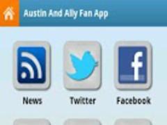 Austin And Ally Fan App 1.0 Screenshot