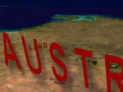 Australia 3D 1.0 Screenshot