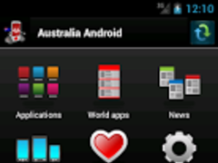 Australia Android 2.3 Screenshot